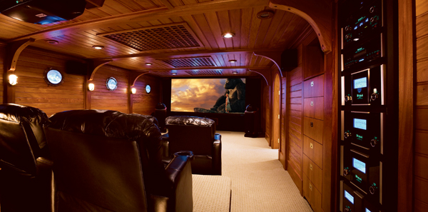 Home Theater Installation Lynwood